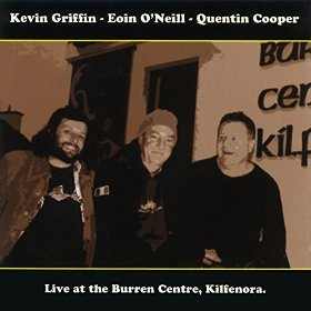 Live at The Burren Centre